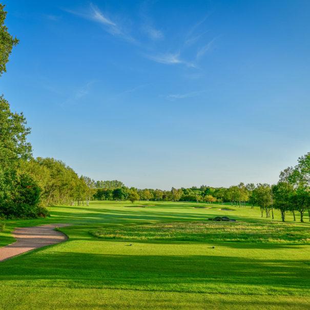Middlesbrough Golf Club, Teesside, North Yorkshire - 9th Tee