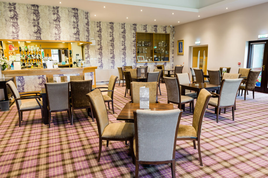 Middlesbrough Golf Clubhouse Lounge