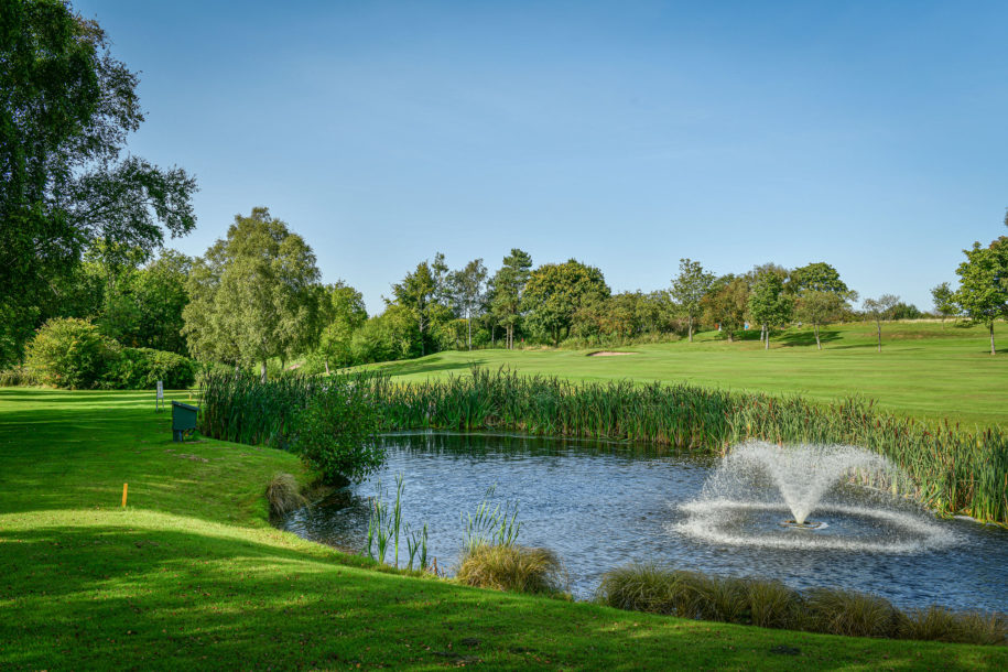 Middlesbrough Golf Club, Teesside, North Yorkshire - 11th Ponds