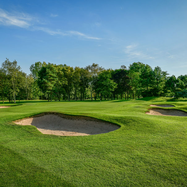 Middlesbrough Golf Club, Teesside, North Yorkshire - 3rd Green