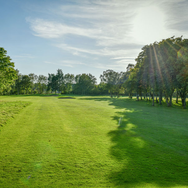 Middlesbrough Golf Club, Teesside, North Yorkshire - 4th Fairway
